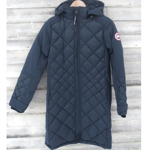 Canada Goose Women's Cabot Quilted Down Parka - XS